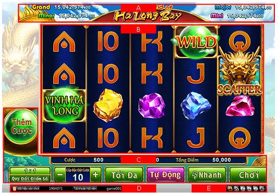 Màn hình trò chơi chính (Main Game Screen)